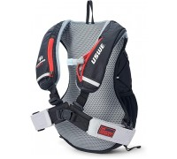 USWE Nordic 10L Ski Backpack Winter Snow Hydration Pack with 2.0L 70 oz Hydration Bladder for Men and Women. Insulated with Thermo Cell Freeze Protection. Bounce Free. Black. Sports & Outdoors